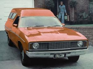 1976 Ford Falcon Van